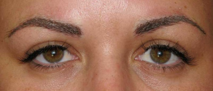 permanent eyebrows, featherstroke eyebrows, microblading