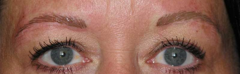 microblade eyebrows, eyebrow tattoo, permanent eyebrows, FeatherStroke Eyebrows