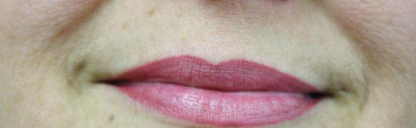 permanent lip color, permanent lipstick