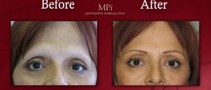 permanent eyebrows, eyebrow tattoo, microblade eyebrows