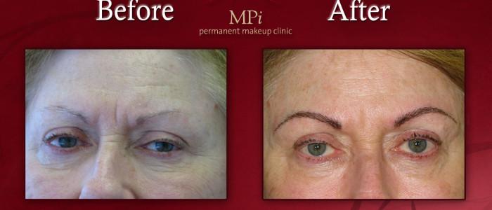 Microblade eyebrows, permanent eyebrows, 3-d eyebrows, eyebrow tattoo