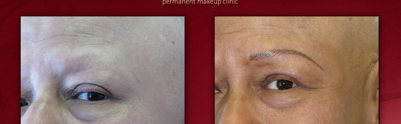 permanent eyebrows pictures