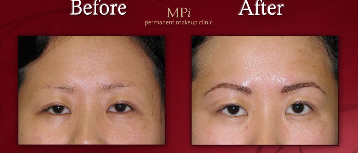 Microblade 3D eyebrows, eyebrow tattoo, permanent eyebrows