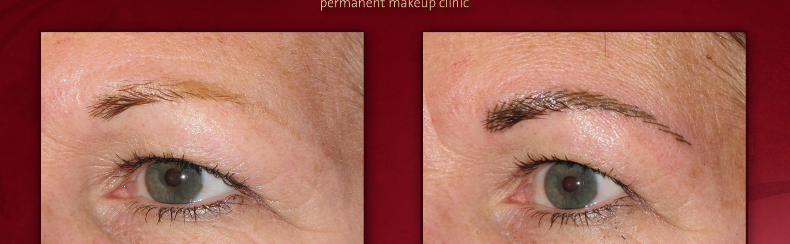 permanent eyebrows, microblading, eyebrow tattoo, FeatherStroke eyebrows